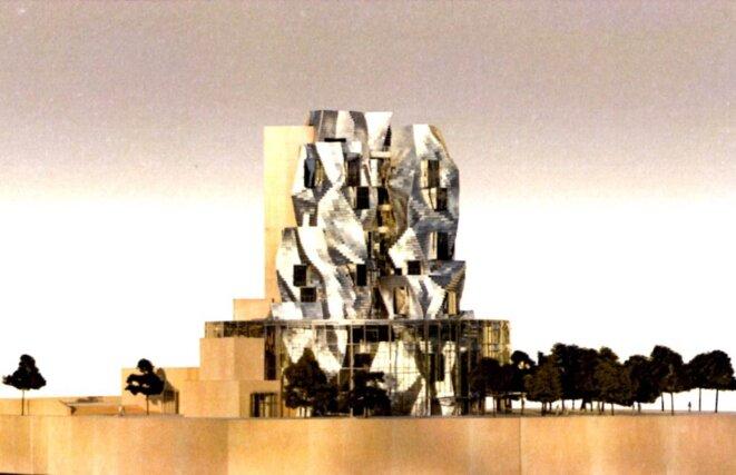 Tour Gehry © Luma/Gehry