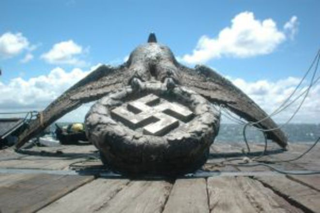 L'aigle du Graf Spee
