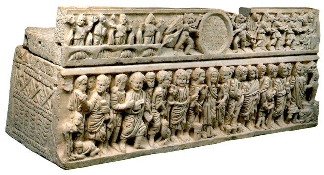 Sarcophage de Marcia Romania Celsa © MDAA