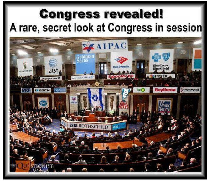 congress revealed