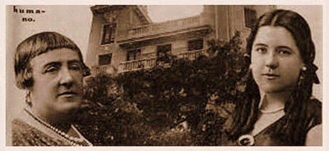 Aurora Rodríguez Carballeira mató a su hija única, Hildegart, de 18 años, a primeras de la mañana del 9 de junio de 1933. Entró