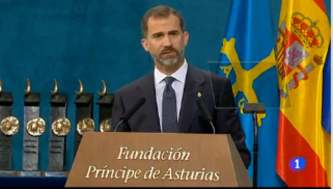 El príncipe de Asturias