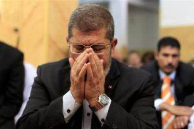 Mohamed Morsi © reuters