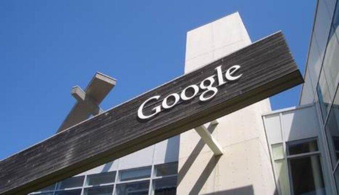 La sede de Google en Silicon Valley, California.