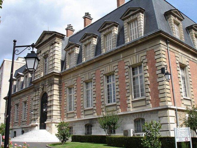 Le bâtiment le plus ancien du siège de l'Institut Pasteur, à Paris