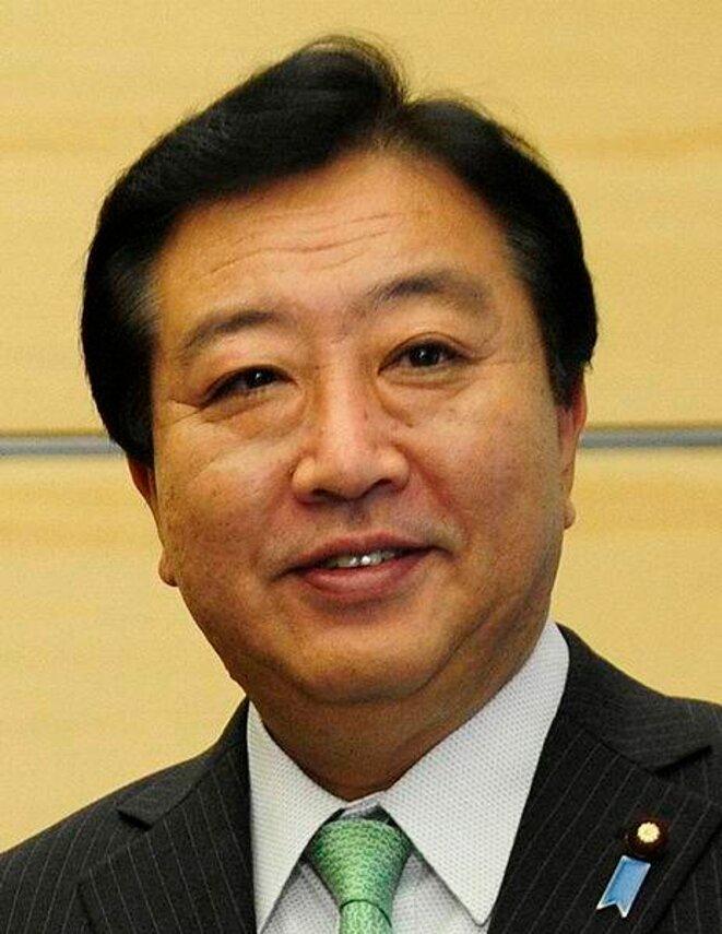 Yoshihiko Noda en 2011