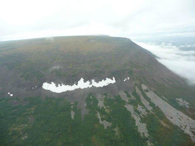 Le plateau de Poutorana, au coeur des trapps de Sibérie © jxandreani
