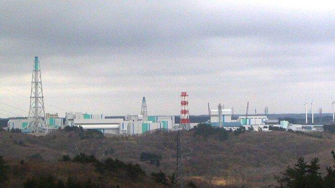 L'usine de retraitement de Rokkasho