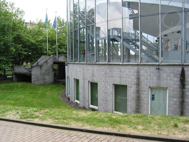 Le campus Erasme de l'Université libre de Bruxelles