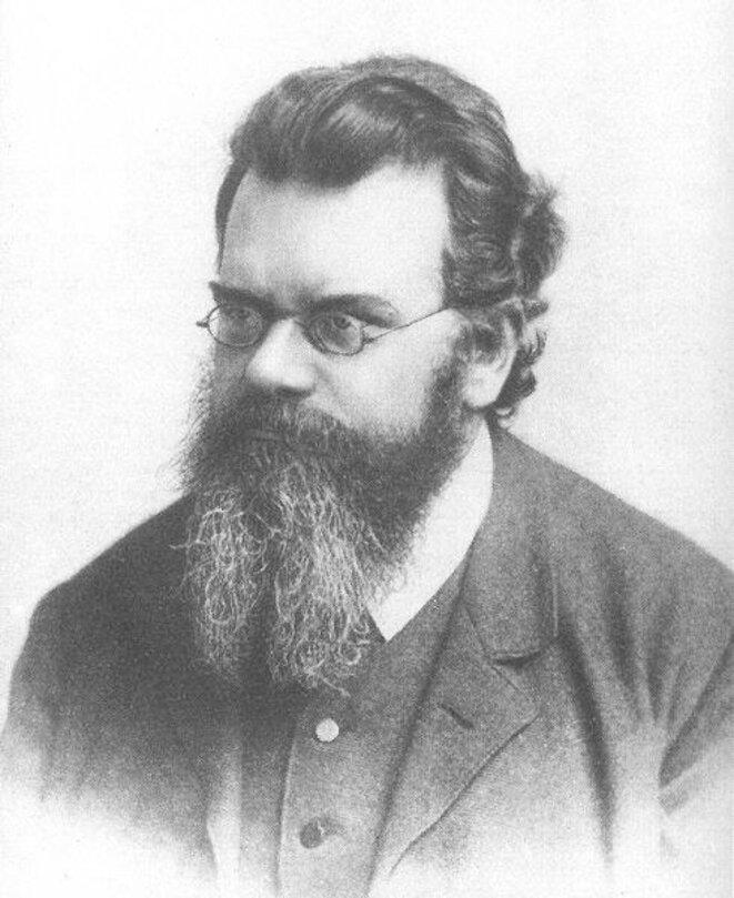 Ludwig Boltzmann © DR