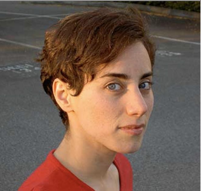 La mathématicienne iranienne Maryam Mirzakhani © DR