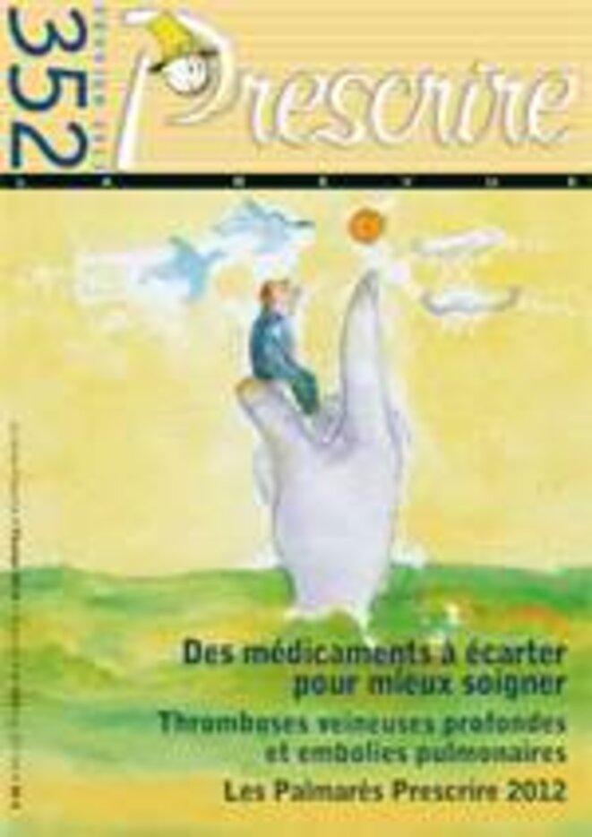 Couverture de la revue Prescrire