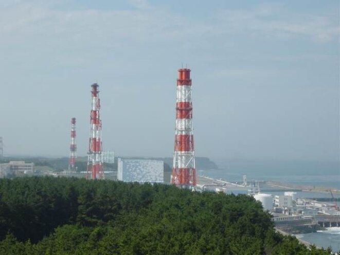 La centrale de Fukushima en 2002 © Kei/ja.wikipedia