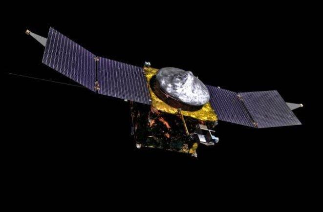La sonde martienne Maven de la Nasa
