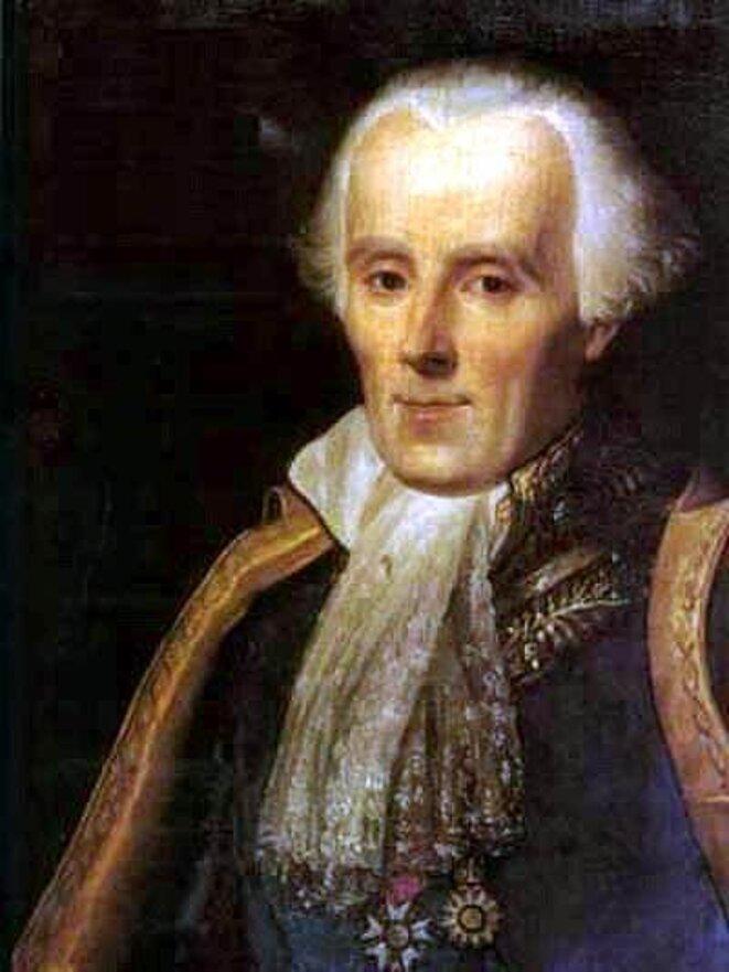 Pierre-Simon de Laplace (portrait posthume de 1842).