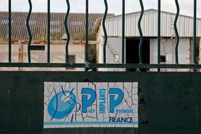 Le site de PIP à La Seyne-sur-Mer