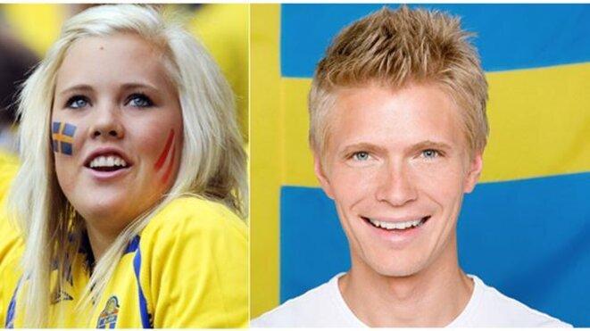 Les Suédois avaient déjà la peau claire et les yeux bleus il y a 8000 ans, contrairement aux autres Européens © Manon_In_Sweden