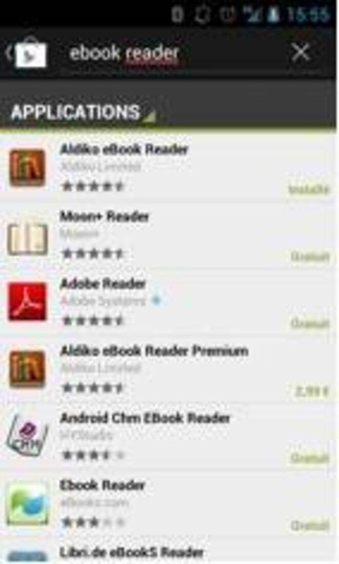 riconquistare l ex ebook reader android