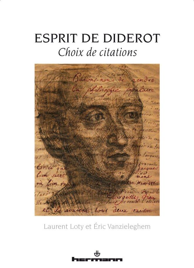 Esprit de Diderot 1, portrait de 2013 © Béatrice Turquand d'Auzay