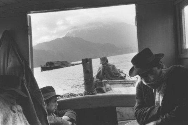 Sud du Chili, 1957. Sergio Larrain/Magnum Photos