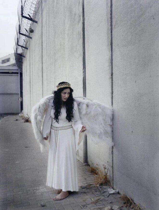 Ange, 2013 © Raeda Sadeeh