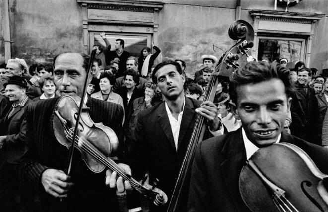 Gypsies ©Josef Koudelka