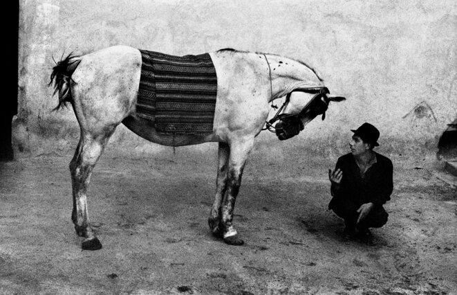 Josef Koudelka - Roumanie (Romania), 1968.