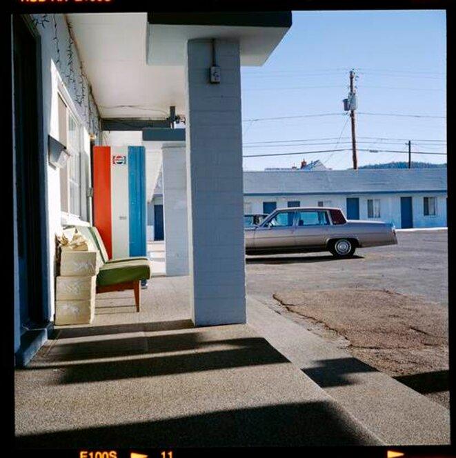 Jean-Christophe Béchet - American Puzzle, California, 1999.
