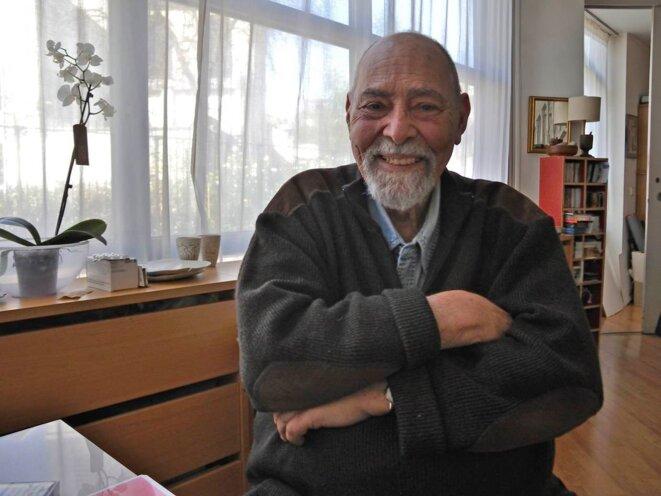 Gérald Bloncourt, le 24 avril 2013 © Gilles Walusinski
