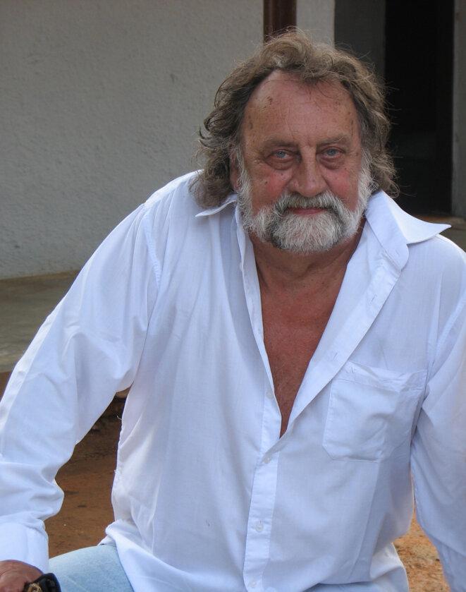 Erick Pessiot en 2012 © Gilles Walusinski