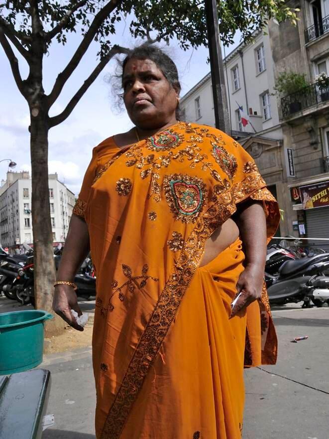 Fête de Ganesh, Paris 2013 © Gilles Walusinski
