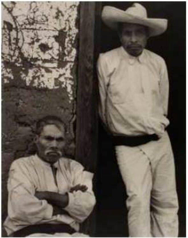 Mexique © Paul Strand 1933
