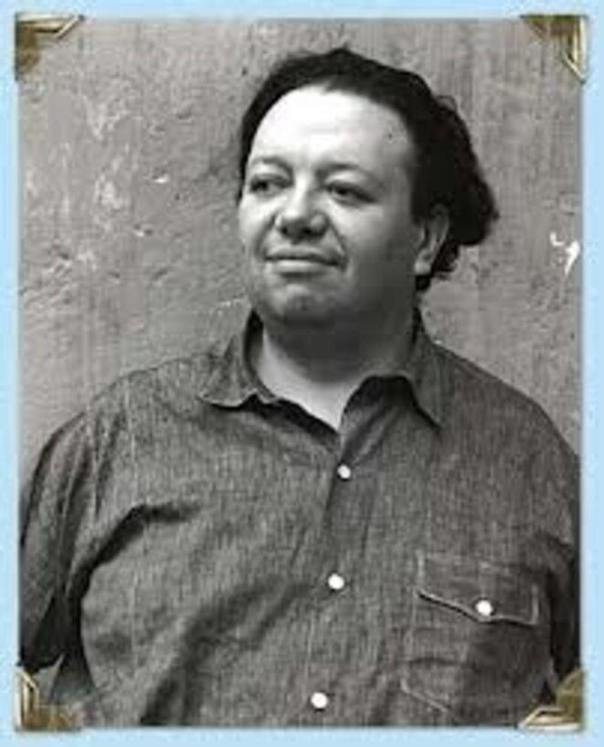 Diego Rivera © Manuel Alvarez Bravo