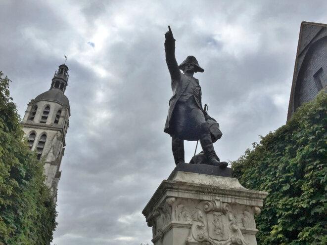 J.B.D.Rochambeau © Gilles Walusinski