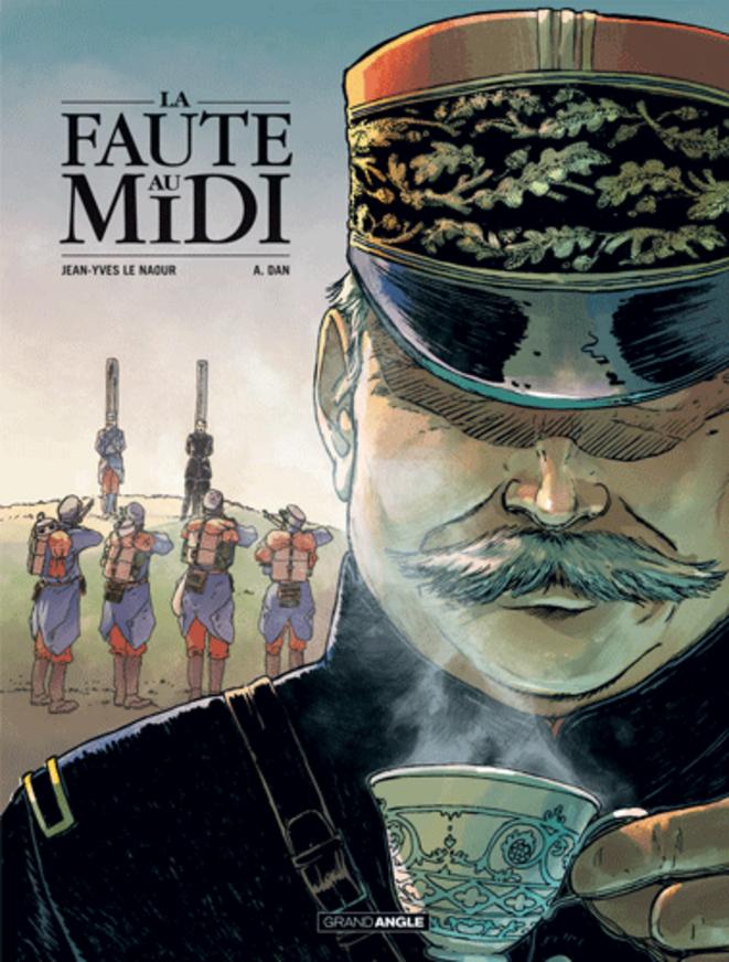 """Bande dessinée """"La faute au midi"""", A. Dan et J-Yves le Naour, ed. Grand angle"""