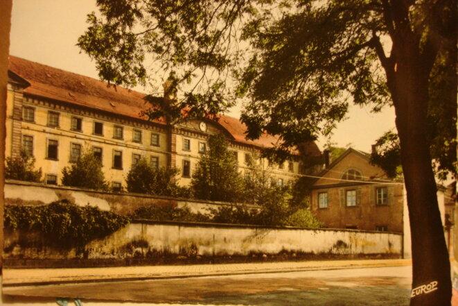 Maison Centrale de Haguenau en 1956