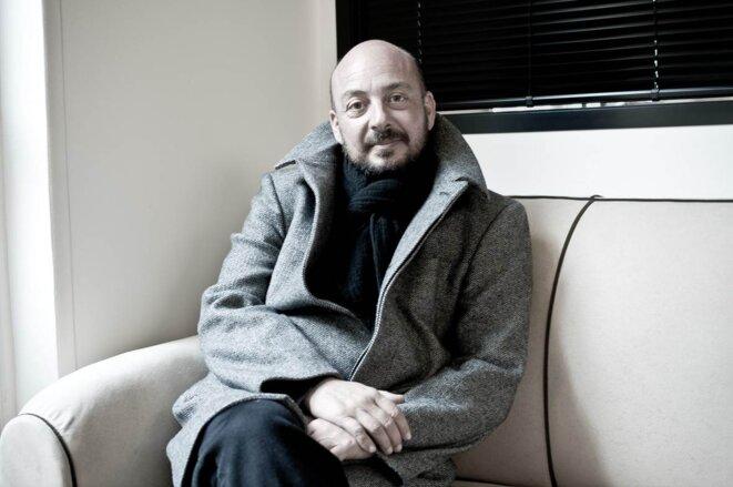 Emanuele Crialese, Paris, mars 2012. © Olivier Favier (Tous droits réservés)