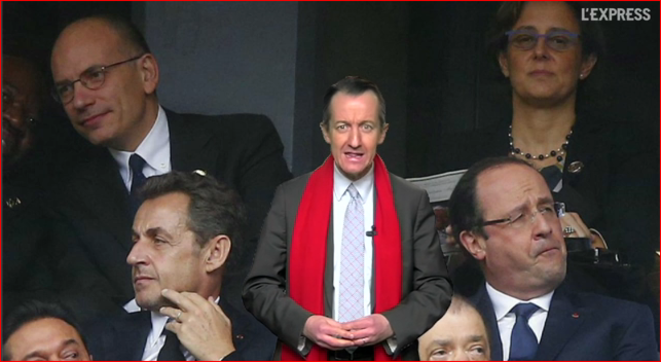 http://videos.lexpress.fr/actualite/politique/video-hollande-sarkozy-le-duo-intenable_1307498.html?cache=60051c19900e992fd45f673368878d2a © L'Express