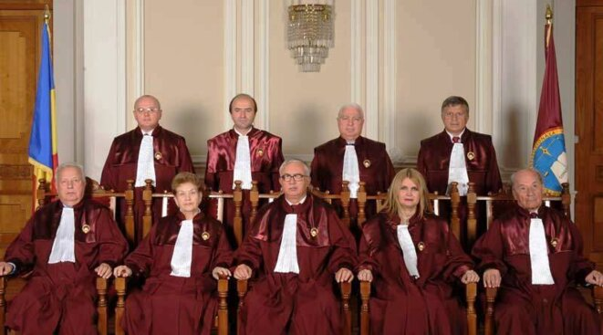 The Romanian constitutionnal Court