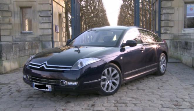 Le modèle de limousine fourni par l'Etat à N. Sarkozy