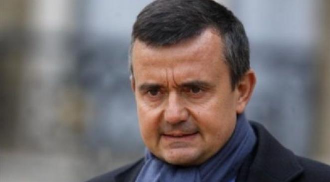 Le député centriste Yves Jégo (Seine-et-Marne) © Reuters