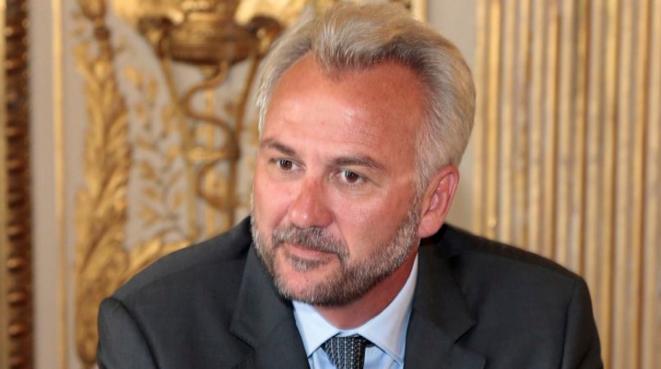 Ferdinand Mélin-Soucramanien, nouveau déontologue de l'Assemblée nationale.