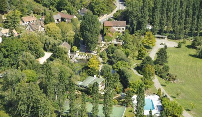 Le manoir de Giverny
