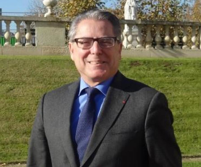 Alain Sauret.