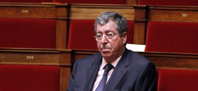 Patrick Balkany, maire et député UMP de Levallois-Perret