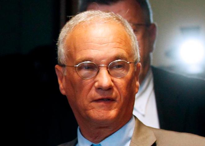Gilles Carrez, président UMP de la commission des Finances de l'Assemblée © Reuters
