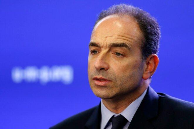 Jean-François Copé en novembre 2012
