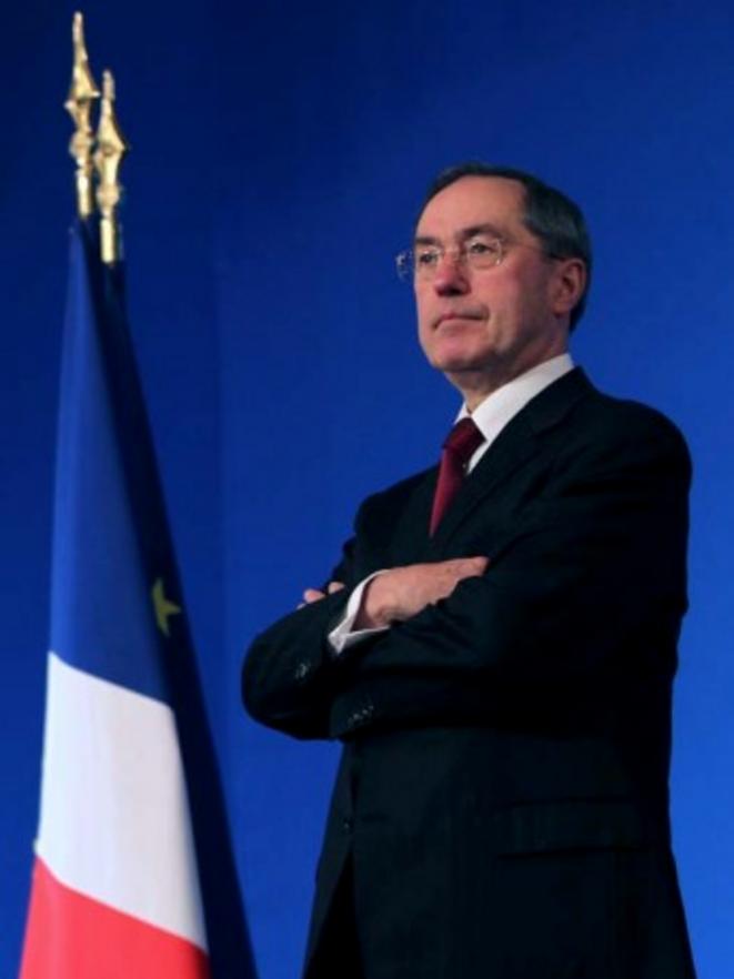 C. Guéant, ministre de l'Intérieur