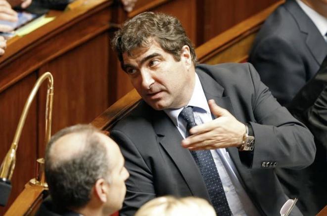 Christian Jacob a succédé à Jean-François Copé à la présidence du groupe UMP en novembre 2010