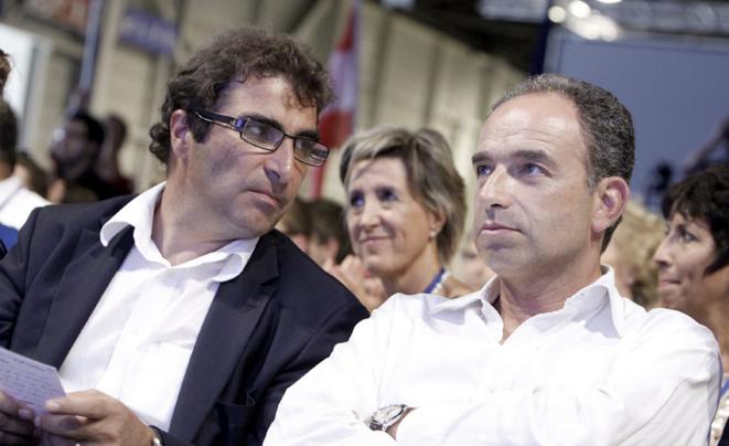 Christian Jacob a succédé à Jean-François Copé à la présidence du groupe UMP en novembre 2010 © Reuters